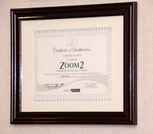 Dental Certifications Plaque