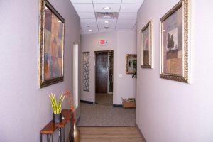 Dental Office Hallway